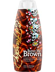 Ed Hardy by Christian Audigier Autobronzant sans DHA sans marques Butter Me Brown Foncé 300 ml