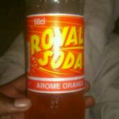 ROYAL ORANGE 50CL