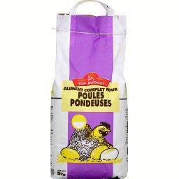aliment complet pour poules pondeuses le sac 5kg tous les produits hygi ne accessoires. Black Bedroom Furniture Sets. Home Design Ideas