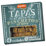 Tapas pinchitos curry 80g