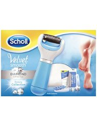 Scholl Velvet Smooth Pedi Diamond Collection Coffret cadeau
