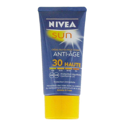 Creme anti-age Nivea Sun IP 30 50ml