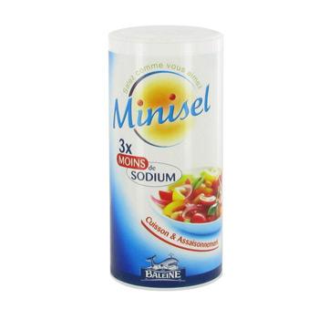 Minisel la baleine 125g tous les produits sels poivres prixing - Carbonate de sodium danger ...