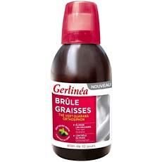Brule graisse au the vert GERLINA, flacon de 500ml