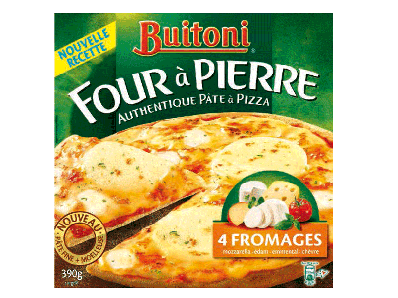 pizza four a pierre 3 fromages tous les produits pizzas quiches galettes prixing. Black Bedroom Furniture Sets. Home Design Ideas