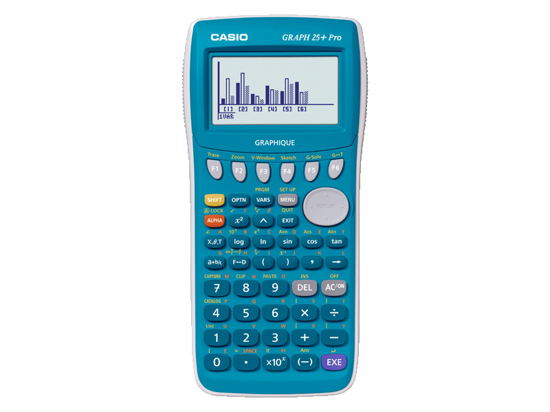 Calculatrice graphique Graph 25 Plus Pro CASIO