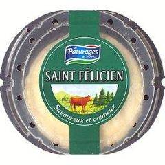 Saint Felicien 60% MG, le fromage,150g