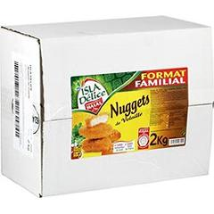 Nuggets halal volaille Isla Délice