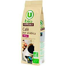 Cafe du Perou issu du commerce equitable U, 250g