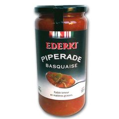 Piperade a la Basquaise Ederki, 72 cl