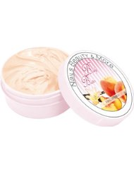 Nails Beauty & More Beurre corporel vanille/pêche 200 g