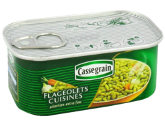 Flageolets cuisines