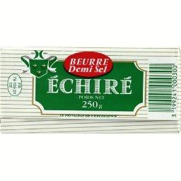 beurre 1/2 sel ECHIRE 250g