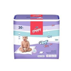 Bella Baby Happy packs de 30 langes 60 x 60 cm