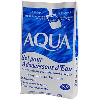 pastilles pour adoucisseur d 39 eau aqua 25kg tous les. Black Bedroom Furniture Sets. Home Design Ideas