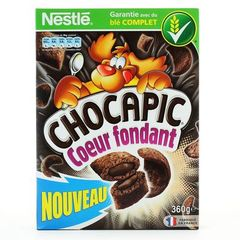 Nestle chocapic coeur fondant 360g