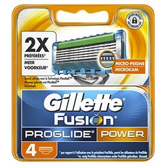 Gillette lames proglide flexball power x4