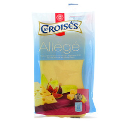 Fromage allege Les Croises 15% MG 200g