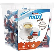 BOX KINDER MAXI MINI 340 pcs