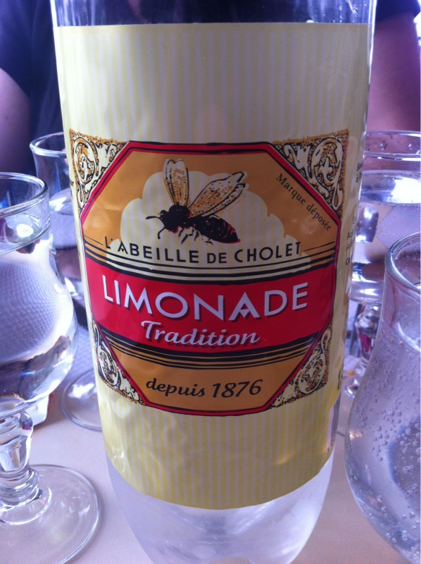 Limonade Tradition L'ABEILLE DE CHOLET, 1,5l