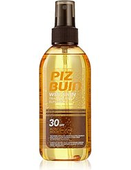 Piz Buin Spray solaire Wet Skin Indice de protection 30 Transparent 150 ml