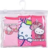 3 Culottes HELLO KITTY, assortis ah15, taille 4/5 ans