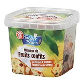 Fruits confits Tablier Blanc Mélange, 150g