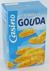 crackers gouda
