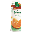 jus d'orange avec pulpe tropicana 1l