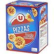 Crackers pizza tomate emmental U, 85g