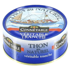 Thon Connetable Naturel 112g