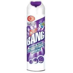 MOUSSE ACTIVE CILLIT BANG ANTIBACTERIEN & HYGIENE 600ML