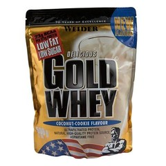 WEIDER Gold Whey Coco-Cookies 500 g