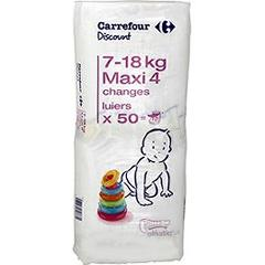 Changes maxi, taille 4 : 7-18kg