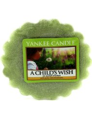 Yankee Candle (Bougie) - A Childs Wish - Tartelette en cire
