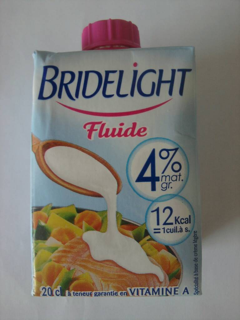 Bridelight creme extra legere 5%mg 3x20cl