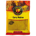 Curry madras sachet -70 g