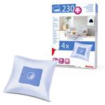 auchan lot de 4 sacs aspirateur r f auc 230 tous les. Black Bedroom Furniture Sets. Home Design Ideas
