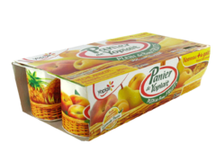 PANIER Fruits jaune 8x125g