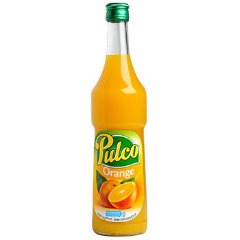Pulco orange 70cl