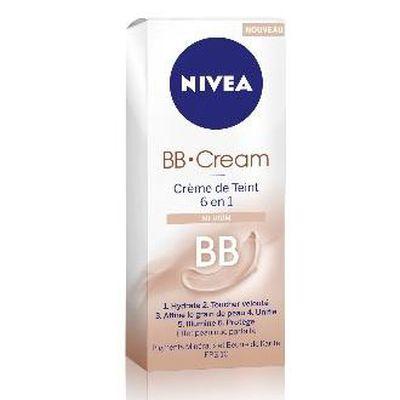 nivea visage creme bb medium 50ml tous les produits soins visage prixing. Black Bedroom Furniture Sets. Home Design Ideas