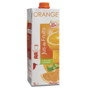 Auchan jus d'orange 1l