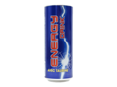 Casino Energy drink avec taurine