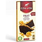 Côte D'or Fruit Orange 130g
