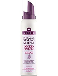 Aussie Miracle Styling Mousse Définition Boucles + Eclat 150 ml