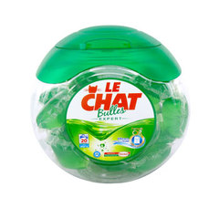 Lessive capsules Le Chat Expert x20