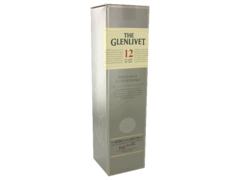 Scotch Whisky single malt THE GLENLIVET, 12ans, 40°, bouteille de 70clsous étui