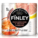 Finley pamplemousse orange sanguine 6x25cl