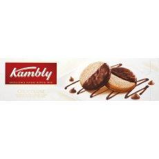 Biscuits Suisses meringues au chocolat Chocolune KAMBLY, 100g