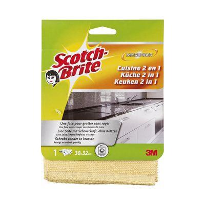 carres de toile en microfibres pour cuisine scotch brite 12 unites tous les produits eponges. Black Bedroom Furniture Sets. Home Design Ideas
